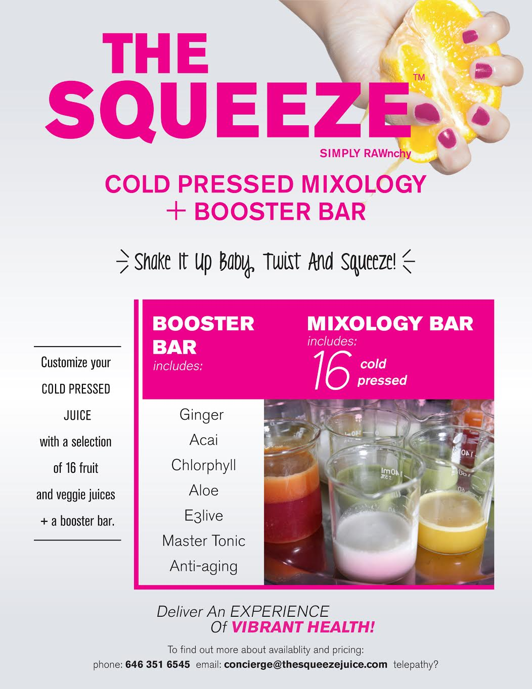 squeeze-catering
